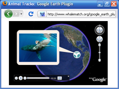 Google Earth Plugin